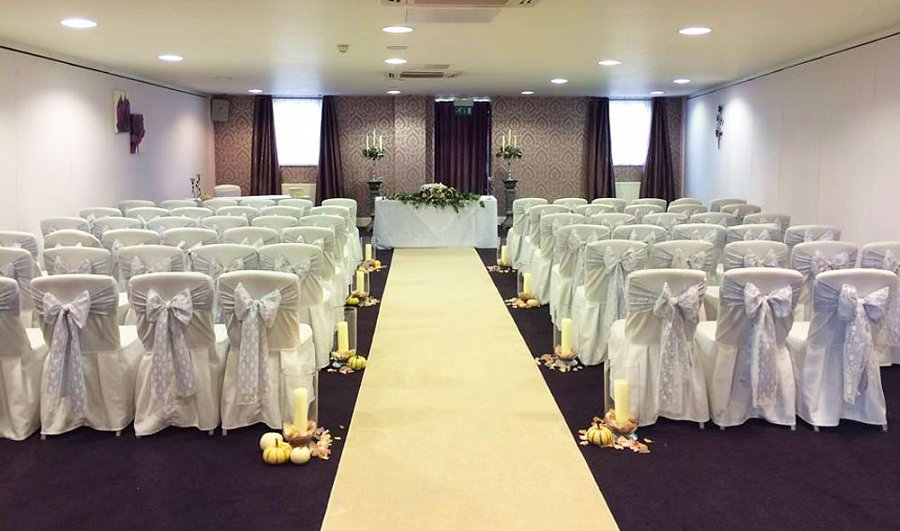 chair cover hire sash bows hire wedding table swagging venue & Navy Chair Sashes Uk. wedding gallery tie the knot events. wedding ...
