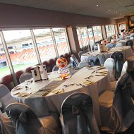 Corporate event at Blackpool FC