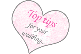 Discover useful hints & tips on the wedding blog